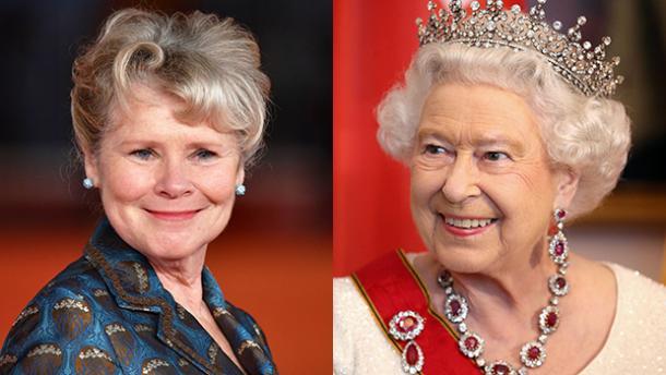 """Imelda Staunton encarnará a la reina Isabel II en la cuarta temporada de """"The Crown"""""""