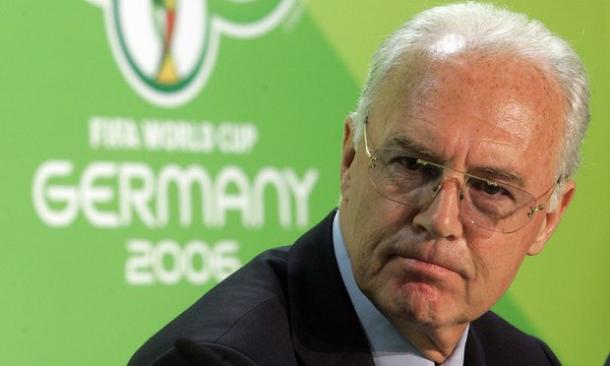 Beckenbauer could face a massive punishment. | Image source: The Guardian