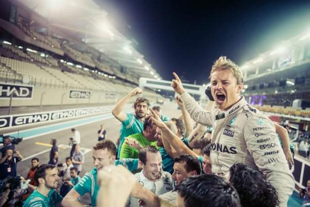 Fonte: official page Nico Rosberg