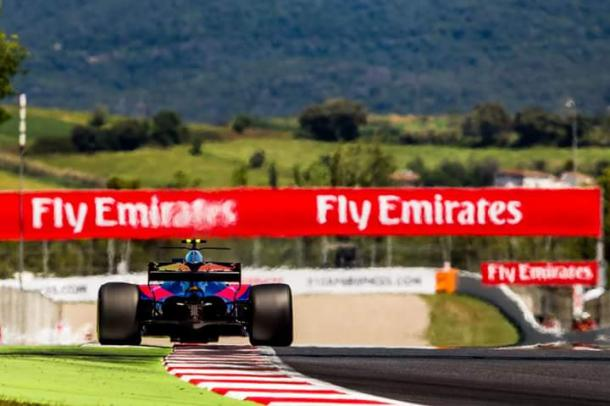 Fonte: Scuderia Toro Rosso