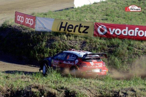 Fonte: Rally del Portogallo official page