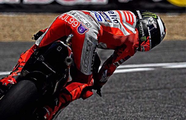 Fonte: Jorge Lorenzo official
