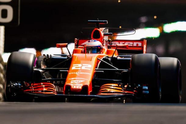 Fonte: McLaren official