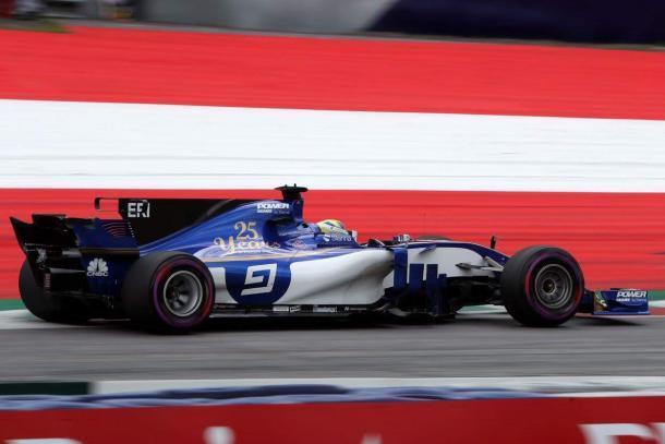 Fonte: Sauber F1 Team