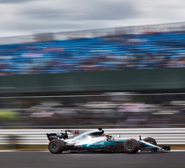 Fonte: Lewis Hamilton