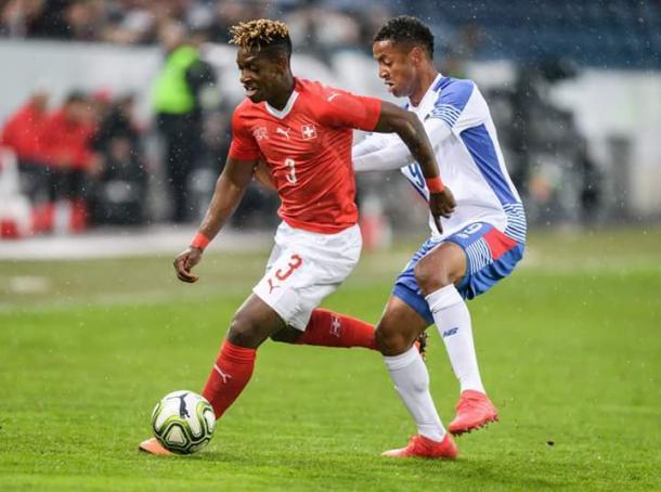 Suiza goleó 6-0 a Panamá en Lucerna | Foto: FIFA