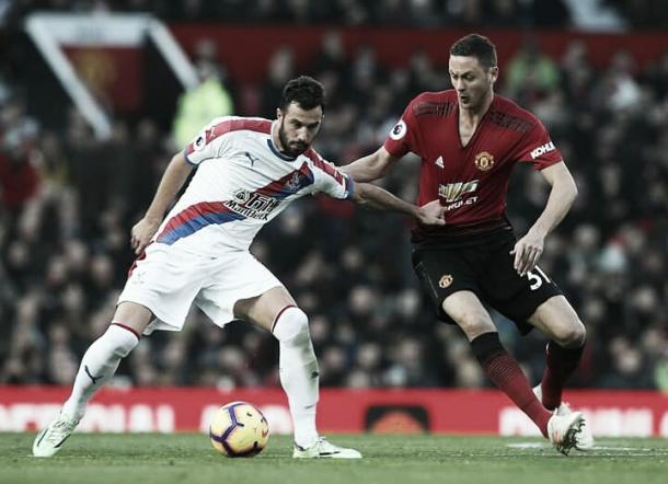 Em um primeiro tempo movimentado, nenhuma das equipes conseguiu marcar (Divulgação / Manchester United)