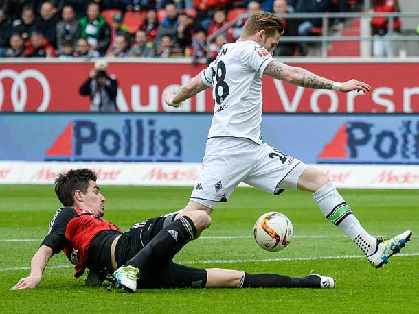 Ingolstadt just edged a tight contest on Saturday. | Photo: kicker - picture alliance
