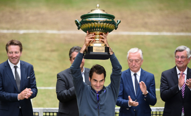 Will we see this sight for a ninth time in Halle? (Photo: Getty Images/Thomas Starke)