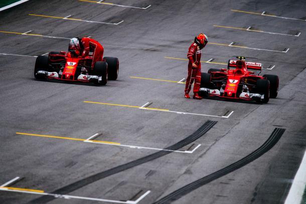 Ferrari, a las puertas del doblete | Foto: Scuderia Ferrari