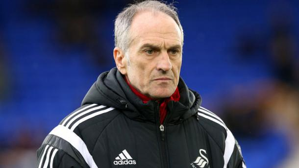 Guidolin will stay on with the Swans. | Image source: Sky Sports