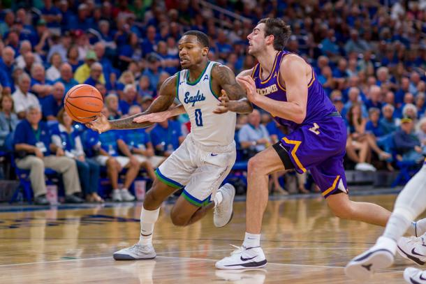 Goodwin is the likely Atlantic Sun player of the year on the league's best team/Photo: Florida Gulf Coast athletics website