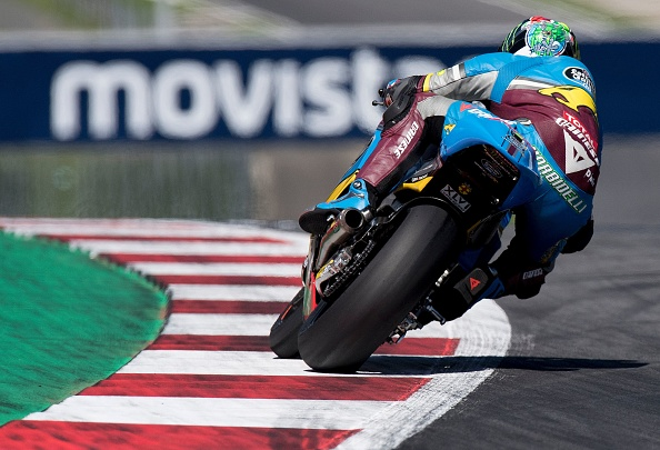 Franco Morbidelli. | Image credit: Joe Klamar - AFP