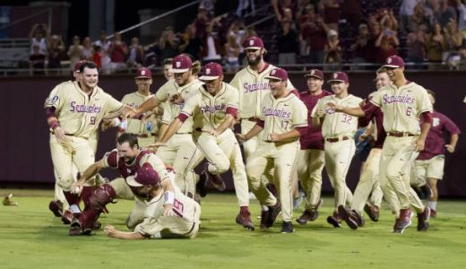Florida State headed to CWS for first time since 2012