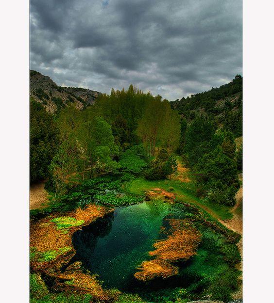 La Fuentona, en Soria | Pinterest