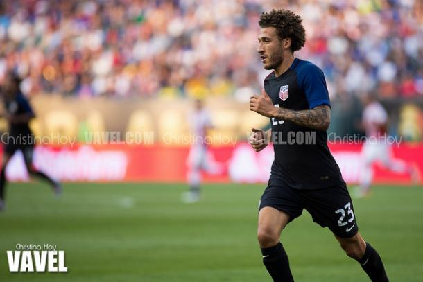 Will Fabian Johnson move from left back to right back to replace the suspended DeAndre Yedlin? | Christina Hoy - VAVEL USA