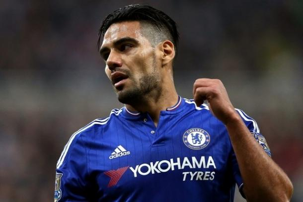 Falcao has been on a downward slope for two seasons now. | Photo Source: The National