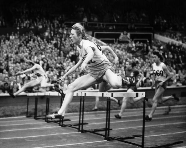 Koen conquistou quatro medalhas douradas em 1948 (Foto: Keystone-France/Getty Images)