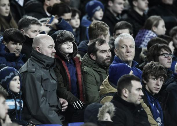 It's been tough to watch Everton at times this season. Photo: Liverpool Echo