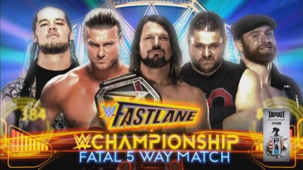 Foto: WWE