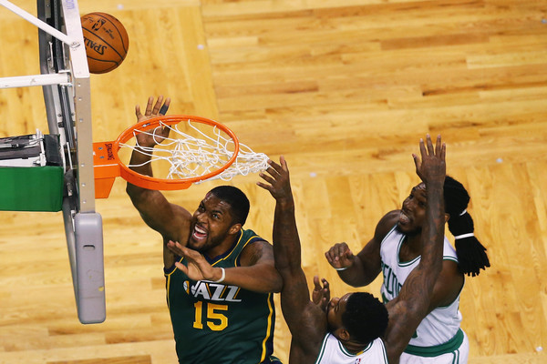 Favors is having an off year but still has time to bounce back. Credit: Maddie Meyer/Getty Images North America