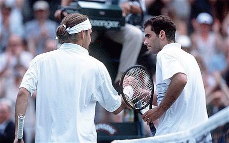 Boris Becker: Sampras In His Prime Would Beat Federer - VAVEL com