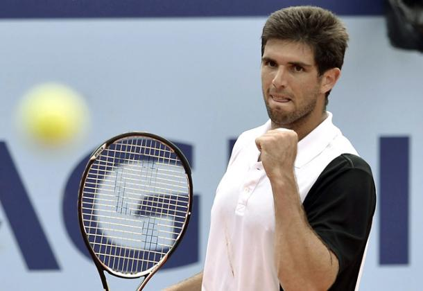Federico Delbonis' career high ranking is 34 (Source: Alchetron)