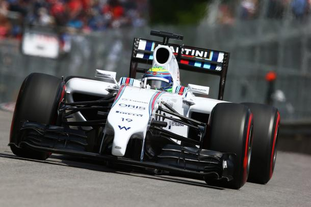 Williams en el GP de Austria I Foto: F1.com