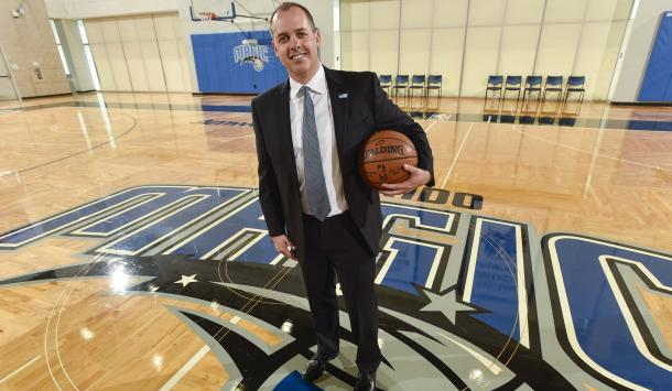 Frank Vogel es la esperanza de los Magic. | Fotografía: Fernando Medina / Getty Images