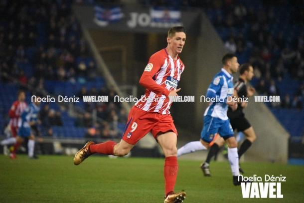 Fernando Torres (Atleti) quiere despedirse con un título | Foto: Noelia Déniz (VAVEL)