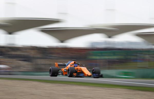 Alonso durante la tercera cita del campeonato. Fuente: Getty Images