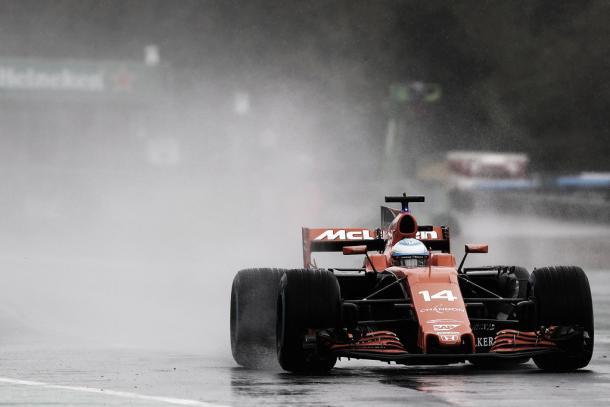 La unión de McLaren con Renault podría renovar a Fernando Alonso por una temporada más | Getty Images