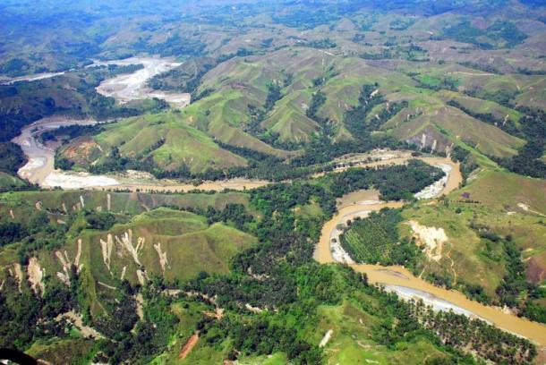 Río Grande de Cagayán   Fuente: Cortometraje de una publicidad de Filipinas