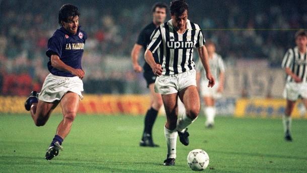 Imágenes de la final de UEFA 1990 | Foto: Uefa.com