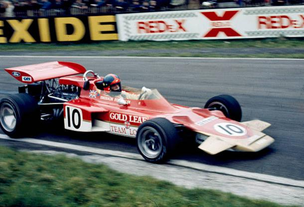 A entrada da Gold Leaf na Lotus mudou a cultura dos patrocínios na F1 (Foto: Bob Thomas Sports Photography)