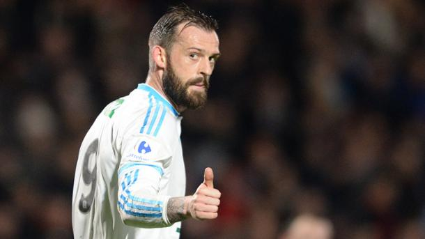 Steven Fletcher in his time at Marseille. (Photo source: DreamTeam)