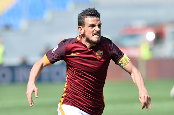 Florenzi (Foto: Silvia Lore/NurPhoto via Getty Images)
