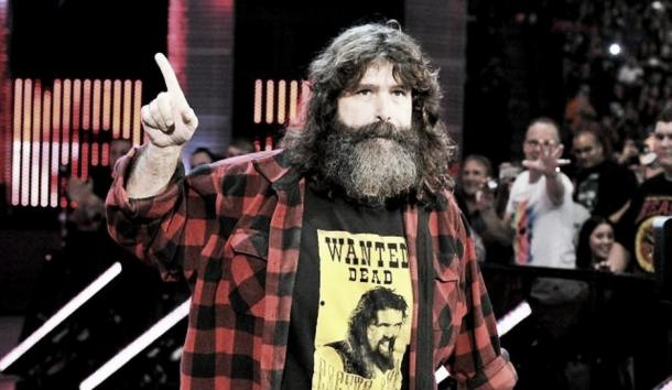 Mick Foley is set to take time off (image: theinquisitr)