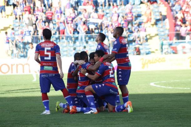União é uma das grandes armas da equipe tricolor (Foto: Divulgação/Fortaleza)