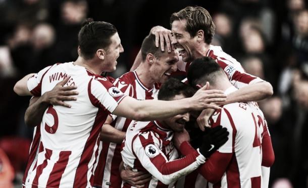 Los tiempos de felicidad han quedado lejos para el Stoke City | Foto: Stoke
