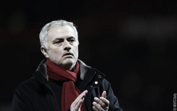 El futuro de Mourinho pende de un hilo | Foto: ManUtd
