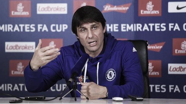 Antonio Conte busca seguir ganando títulos con Chelsea | Foto: chelseafc.com