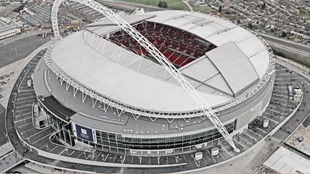 Wembley Stadium, el escenario ideal | Foto: wembleystadium.com