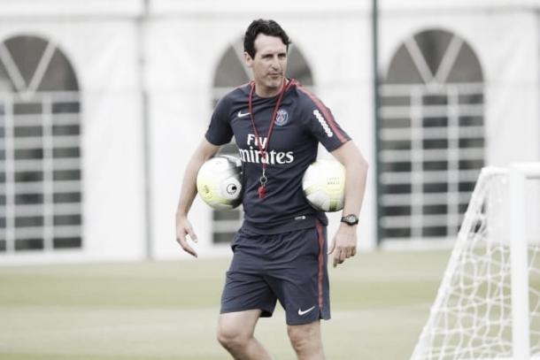Unai Emery apunta a que su equipo finalice líder | Foto: PSG