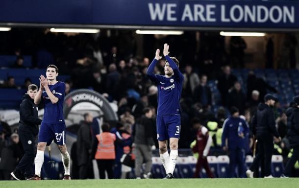 Chelsea quiere seguir luchando | Foto: Chelsea