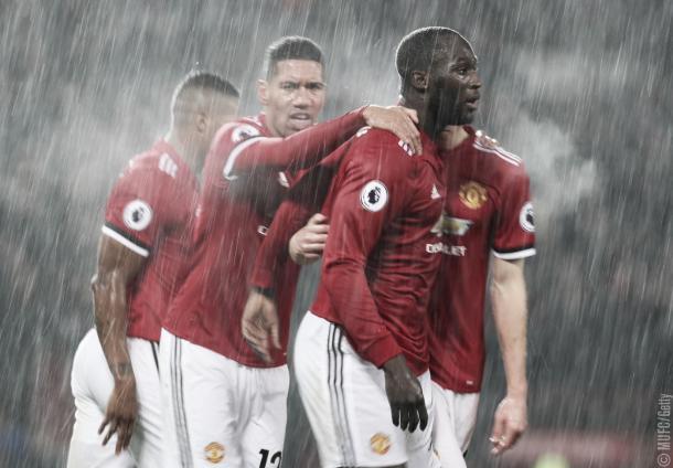 Lukaku viene de marcar un gol ante Bournemouth | Foto: ManUtd