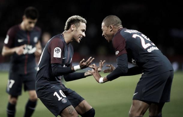 Neymar y Mbappé tuvieron que evolucionar su juego para adaptarse al PSG | Foto: PSG