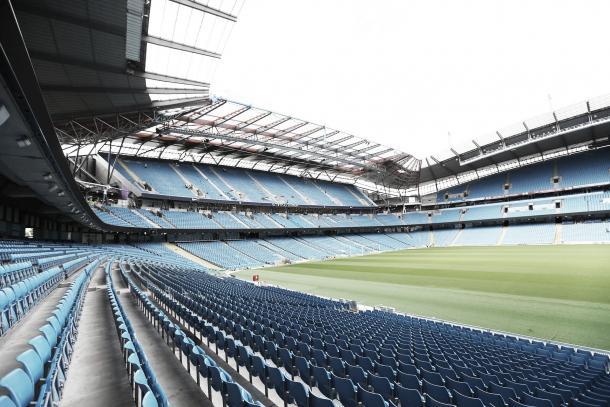 Etihad Stadium, hogar del Manchester City