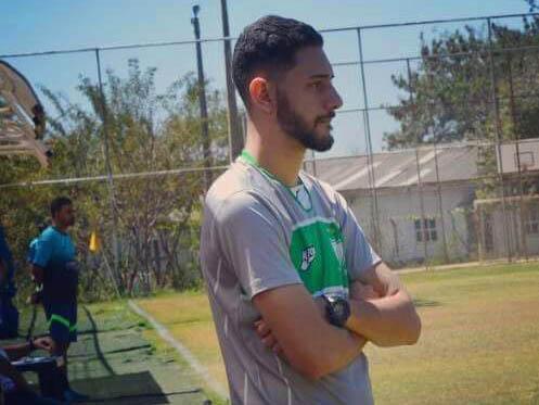 Antes de comandar o América, Victor estava à frente da equipe sub-15 do Democrata, de Sete Lagoas/MG (Foto: Arquivo pessoal)
