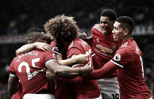United suma 19 puntos en siete partidos | Foto: @ManUtd
